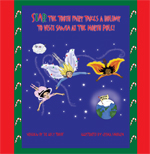 Star, The Tooth Fairy Takes A Holiday To Visit Santa At The North Pole